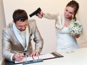 Заключение брачного договора (контракта) между супругами