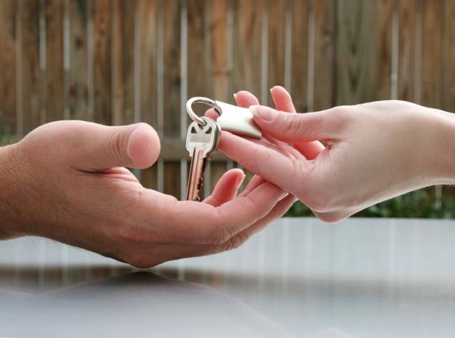 Как разделить после развода имущество если дом не сдан совершенно освоившись