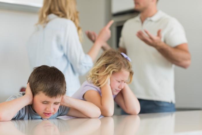 Документы на развод при наличии несовершеннолетних детей 2018