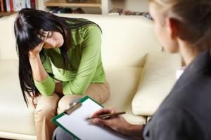 Помощь психолога супруге