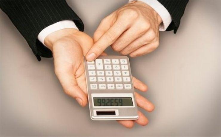 как рассчитать долг по алиментам образец