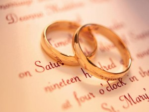 Дубликат свидетельства о браке