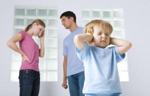 Когда посещают мысли о разводе